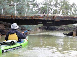 Calperum Bridge Paddling Trails South Australia