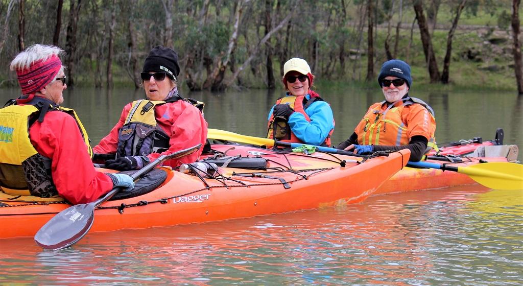 Myponga kayak Paddling Trails South Australia